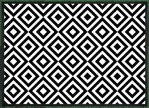 Quadros Decorativos Paisagem Étnicos Safari - Composição Sala