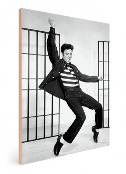 Quadro Decorativo Elvis Presley Fotografia