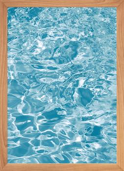 Quadro Decorativo Água do Mar