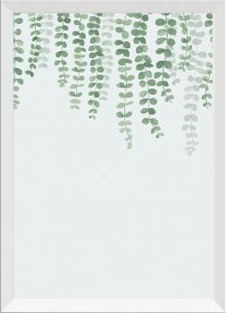 Quadro Decorativo Planta Folhas