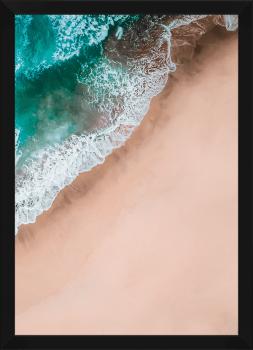 Quadro Decorativo Mar Praia 2