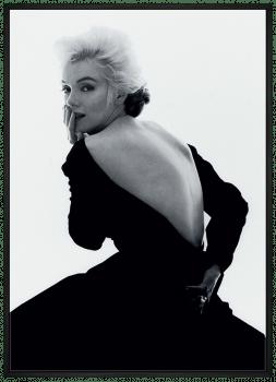 Quadro Marilyn Monroe Fotografia