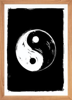 Quadro Decorativo YinYang
