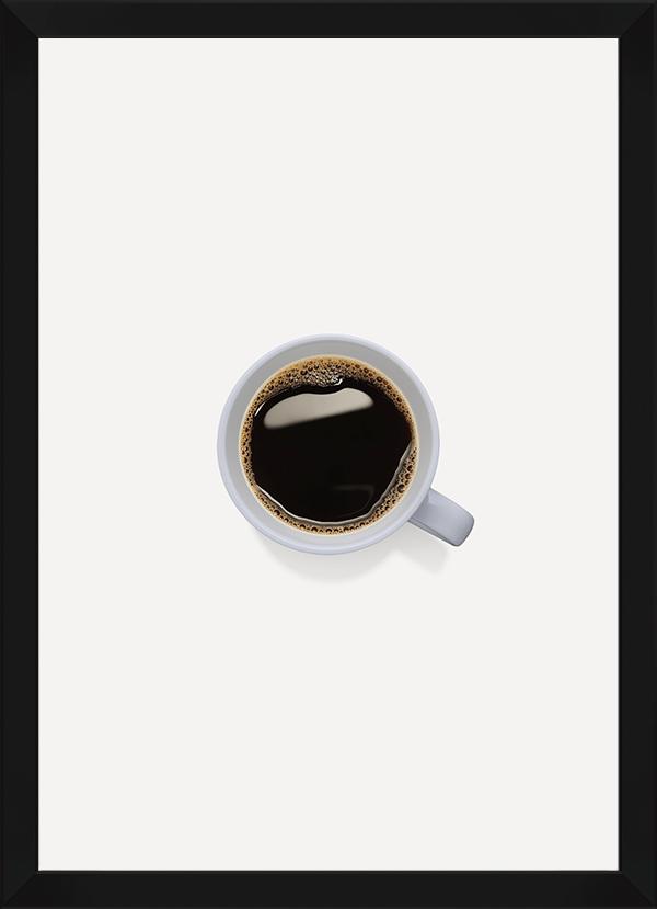 Quadro Decorativo Xícara de Café