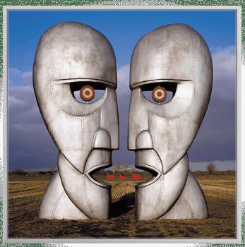 Quadro Decorativo Pink Floyd Division Bell - Rock Vinil na Parede